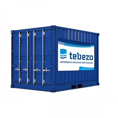 Standaard Containerbord