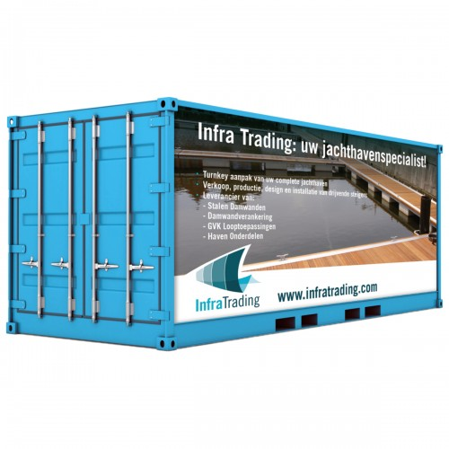XXL Containerbord